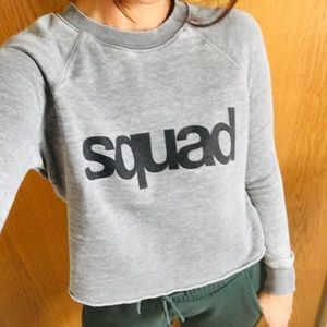 AMERICAN EAGLE OUTFITTERS SQUAD SWEATER
